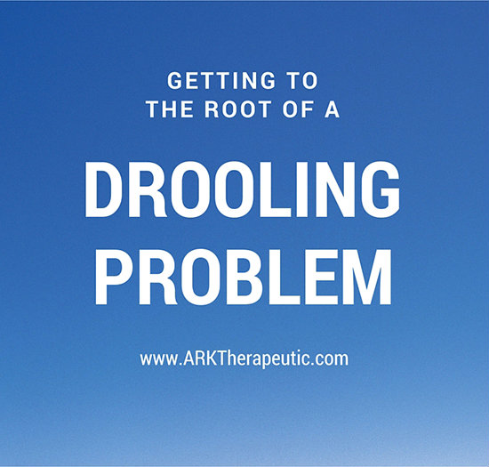 Drooling - Getting to the Root of the Problem