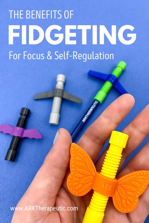 How Fidgeting Improves Focus and Self-Regulation