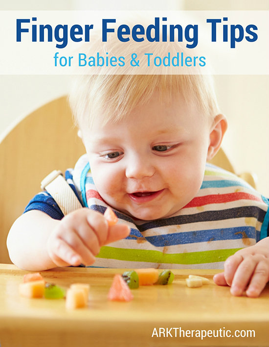 Finger Feeding Tips for Toddlers