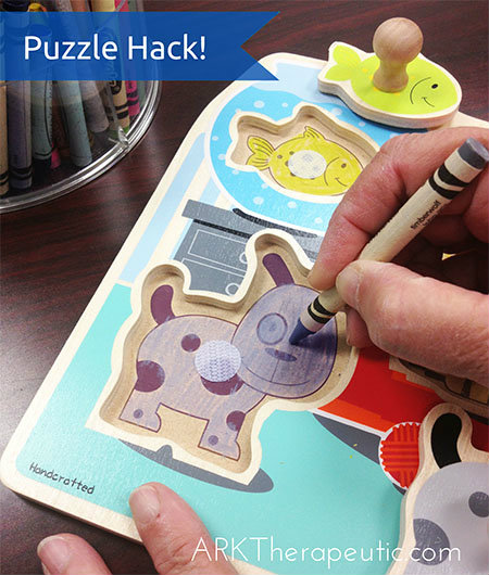 how to make a puzzle more therapy friendly ark therapeutic