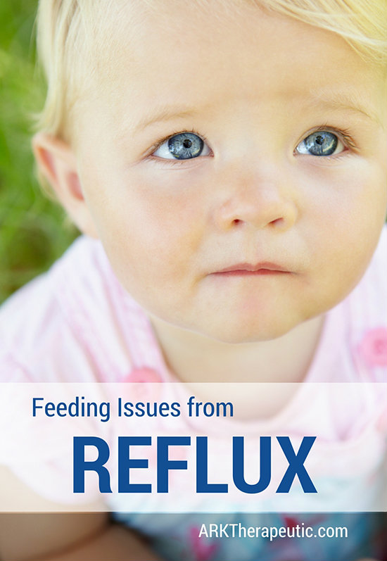 Feeding Issues from Reflux