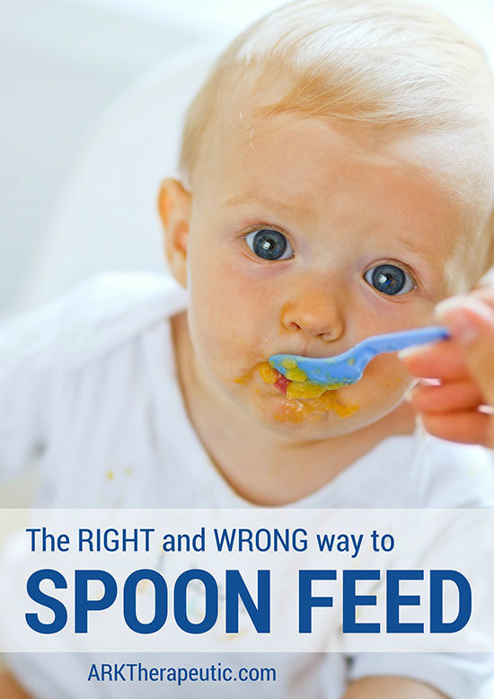 The Right and Wrong Way to Spoon Feed