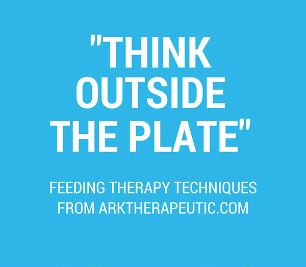 Feeding Therapy Techniques